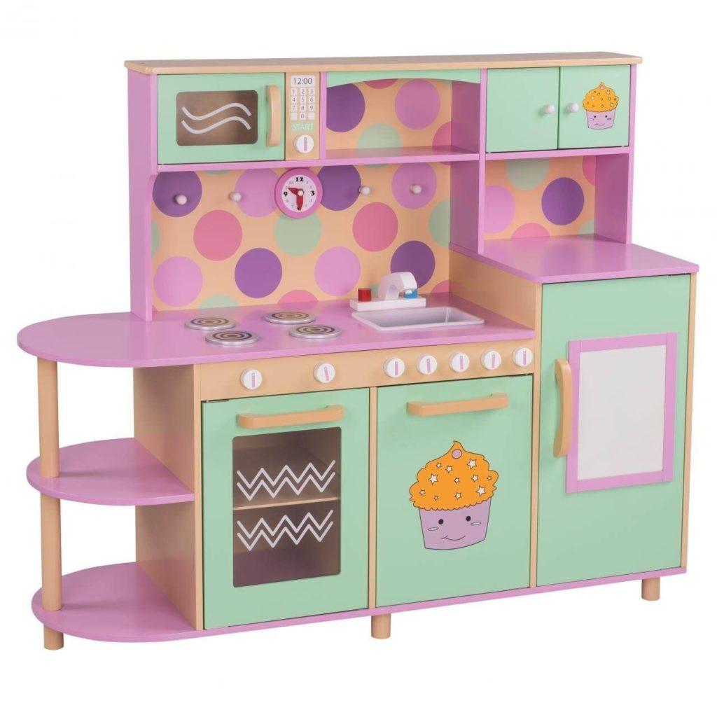 Babyspielzeug ab 12 Monate - Spielküche