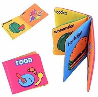 Babyspielzeug ab 9 Monate - Babybuch