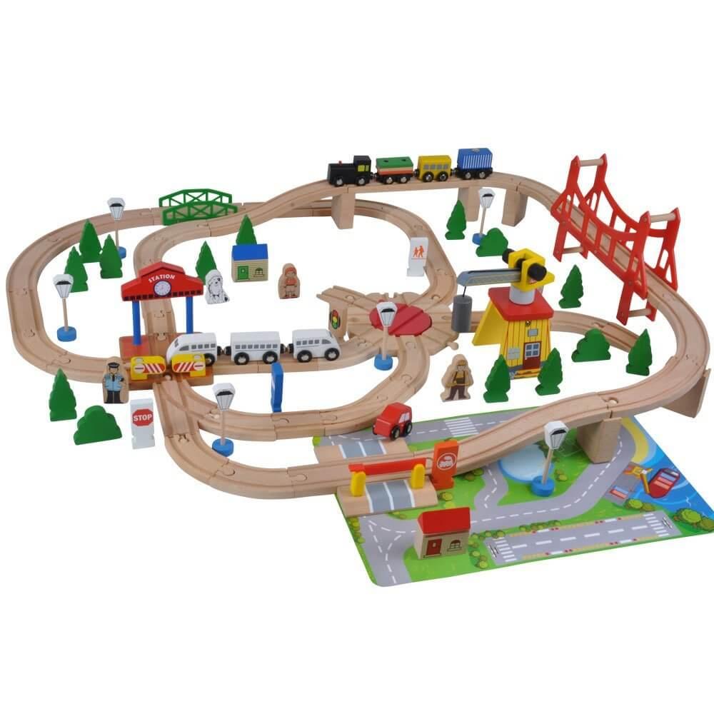 holzeisenbahn: infos, tipps & empfehlungen ✿ das beste spielzeug ✿