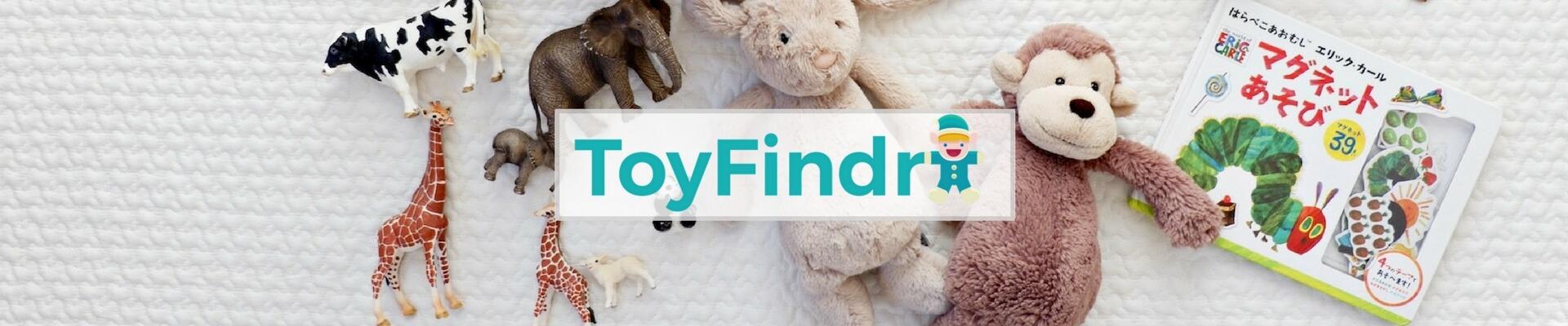 ToyFindr.de - Spielzeug finden leicht gemacht