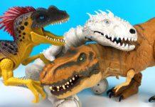 Spielzeug Dinosaurier